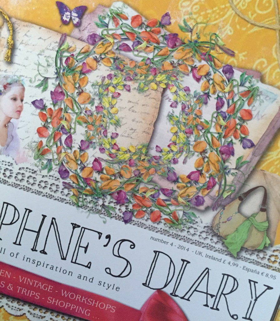 Daphne's Diary Cover
